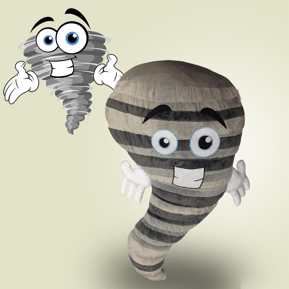 company mascot plushies