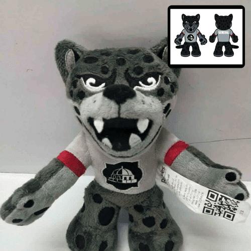 university mascot stuffed animal