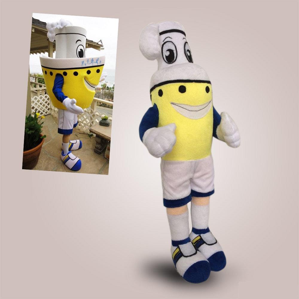 bulk mascot plush