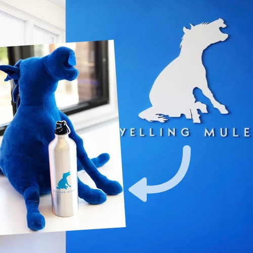 branded stuffed animals for business