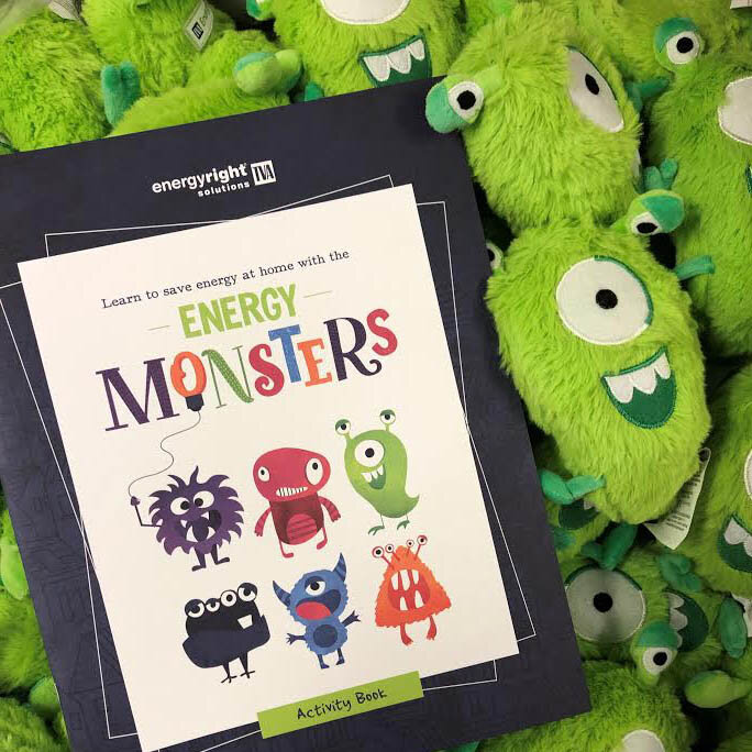 Monster book bulk custom plush