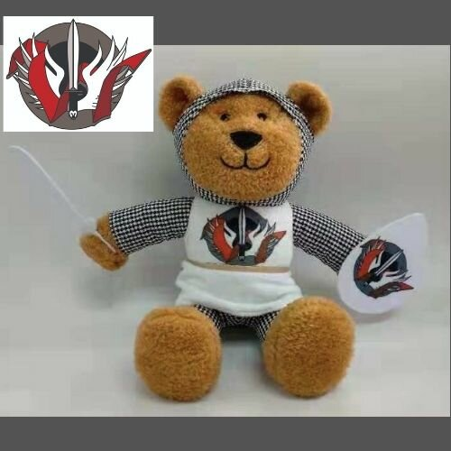 branded bear stuffed animals