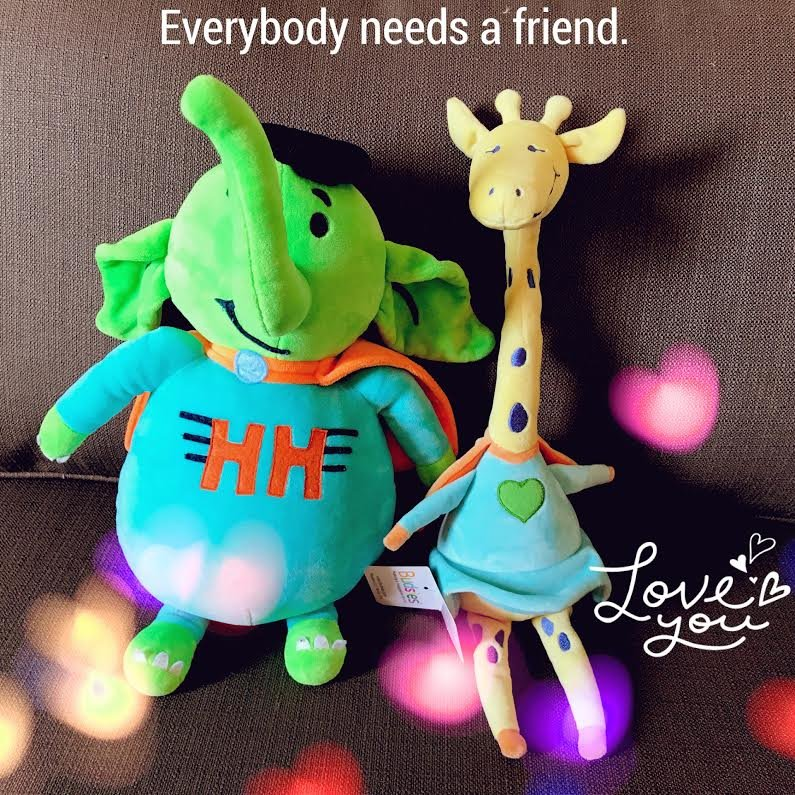 non profit bulk promotional stuffed animal from holton's heroes
